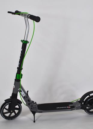 Самокат Maraton Phonix | Два амортизатора, колеса 20 см