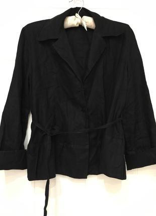 Пиджак лен armani р.xs-s-m