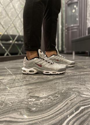 Nike Air Max TN Silver