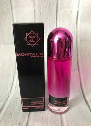 Montale roses musk-45мл