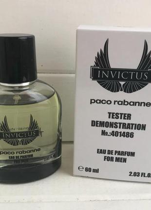 Paco rabanne invictus 60мл