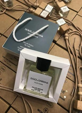 Dolce&gabbana pour homme 50мл