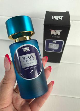 Blue seduction antonio banderas мужская парфюмерия