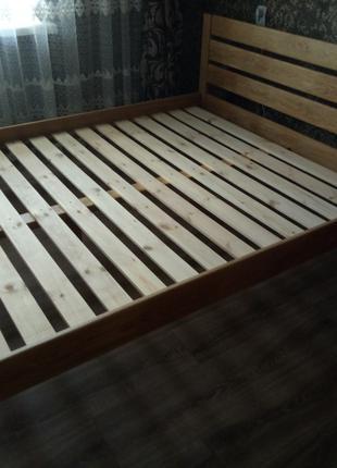Кровать дубовая 2спальная