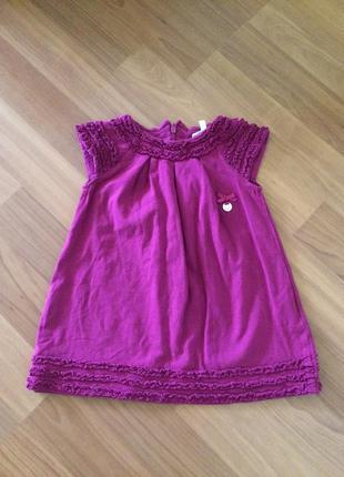 Платье на девочку 2 лет