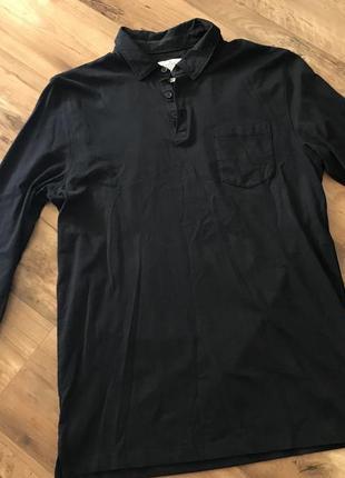 Рубашка поло трикотажная