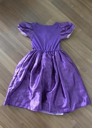 Платье на девочку 3-4 лет