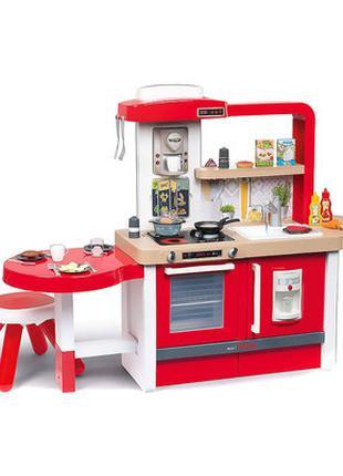 Детская игровая кухня MiniTefal Smoby 312301, кухня с водой