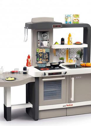 Детская игровая кухня Smoby 312300, кухня смоби с водой