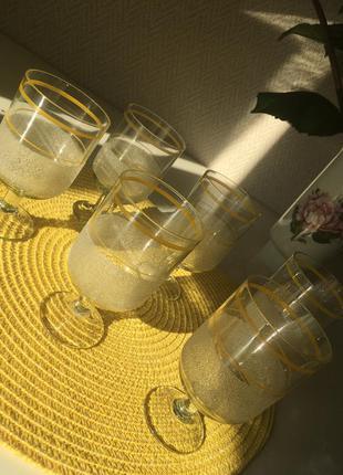 Набор бокалов для вина 200 мл