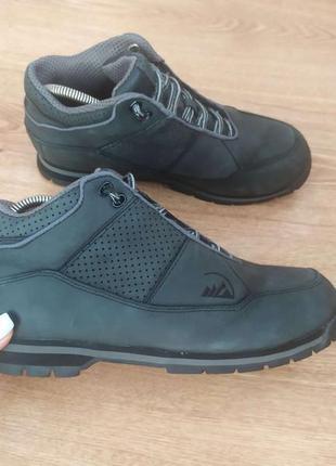 Ботинки кожаные colorado 41р/26-26.5см