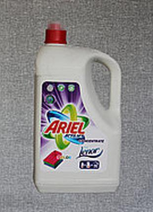 Жидкий порошок Ariel Actilift Color Concentrate (с Lenor) 4,9 л