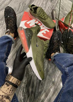 Кроссовки Nike Air Max 270 Green