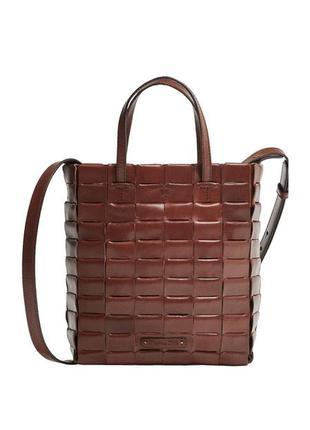 Шикарная сумка massimo dutti