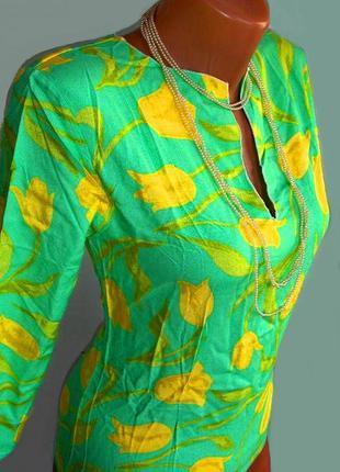 Новая блузка из штапеля 100% хлопок 💕sale