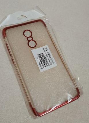 Силиконовый чехол Xiaomi Redmi Note 4/4X