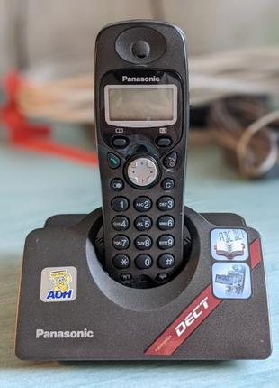 Радиотелефон Panasonic KX-TCD410RUТ с определителем номера +12...