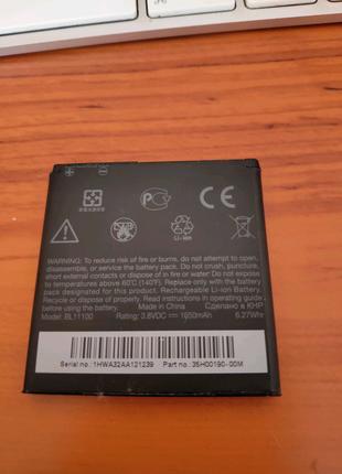 Аккумулятор к телефону HTC One SV BAS890-Оригинал.