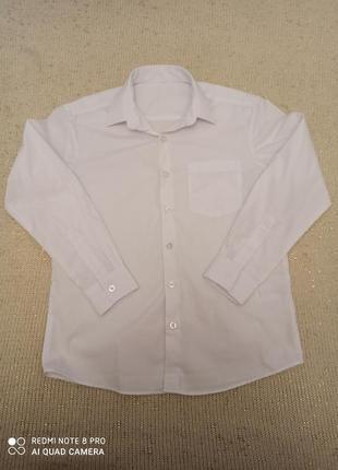 Рубашка george в школу