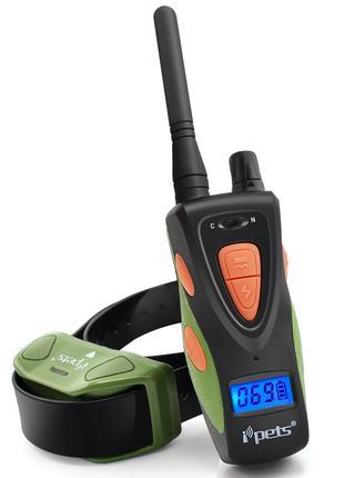 Электронный ошейник для дрессировки собак iPets 617