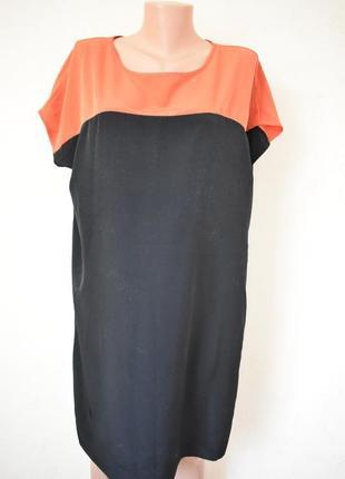 Легкое платье прямого кроя george
