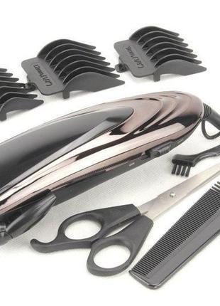 Профессиональная машинка для стрижки волос Geemy Gm 813