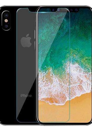 Стекло и чехол на iphone 5s/6s/7/8/X/10