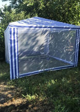 Тент павильон шатер 1904 Coleman 3х3х2 м
