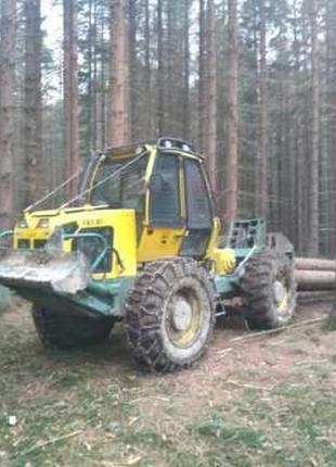 Лісовий трактор LKT 81 ITL