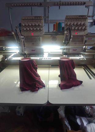 Вышивальная машина SWF/C-UK 1202-45