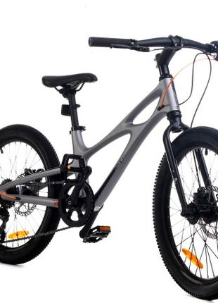 Карбоновый велосипед  RB20-22C SPACE SHUTTLE 20 ДЮЙМОВ