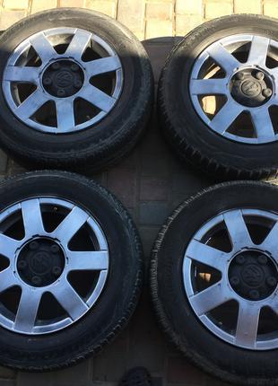 Диски легкосплавные 5*112*R15 Volkswagen Skoda Mercedes Audi Seat