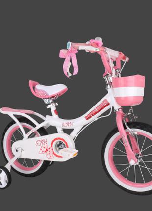 Детский велосипед Royal Baby Princess Jenny Girl Steel 20