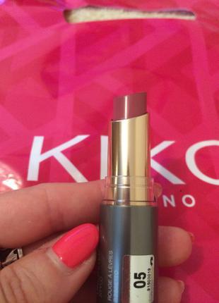 Помада для губ KIKO Unlimited Stylo Rouge A Levres №05