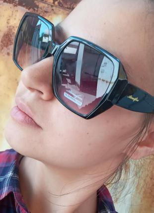 Atmosfera стильные очки 6-угольники распродажа остатков витрины