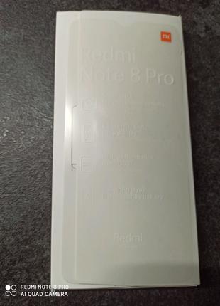 Продам чехол Redmi Note 8 Pro