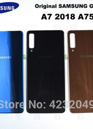 Задняя крышка Samsung A750F Galaxy A7 (2018), оригинал