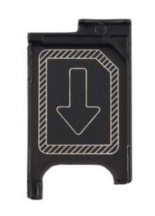 Держатель Sim-карты для Sony D5803 Xperia Z3 Compact/D5833/D6603/