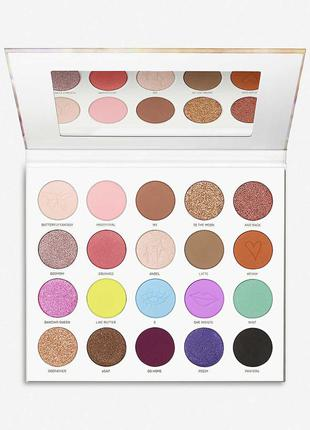 Палетка теней morphe morphe x maddie ziegler the imagination
