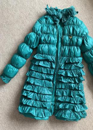 Пуховик куртка пальто на милаху 💚