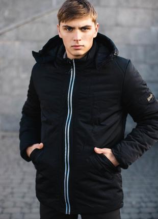 Демисезонная мужская  куртка Intruder 'Spart'