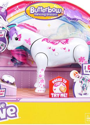 Интерактивный танцующий единорог Little Live Pets Unicorn - Butte