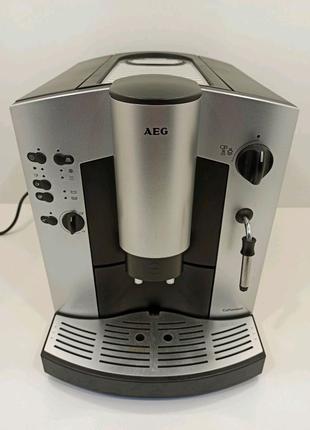 Кофемашина AEG Cafamosa