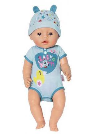 Кукла Zapf Baby Born Очаровательный малыш с аксессуарами 824375