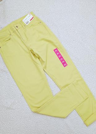 Летние джинсы uniqlo kids 160 (xs-s), новые