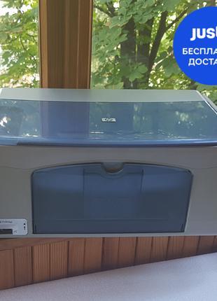 МФУ принтер сканер копир HP psc 1315 рабочий Hewlet Packard