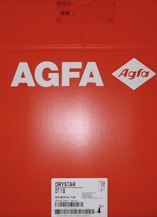 Рентгеновская термоплёнка Agfa Drystar DT 5000 IB 35*43 см (100 ш