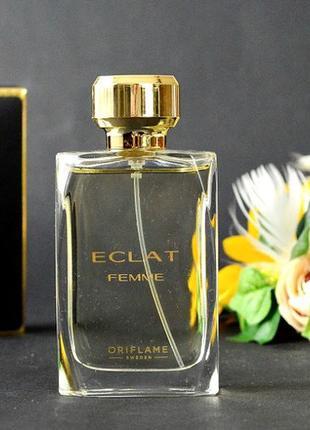 + Подарок Туалетная вода Eclat Femme Орифлейм
