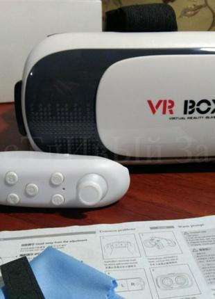 VR BOX 3D + ПУЛЬТ Очки Виртуальной Реальности 3D Видео 170 грн