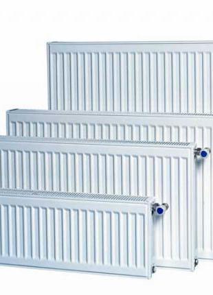 Панельные стальные радиаторы отопление тип 11, 22